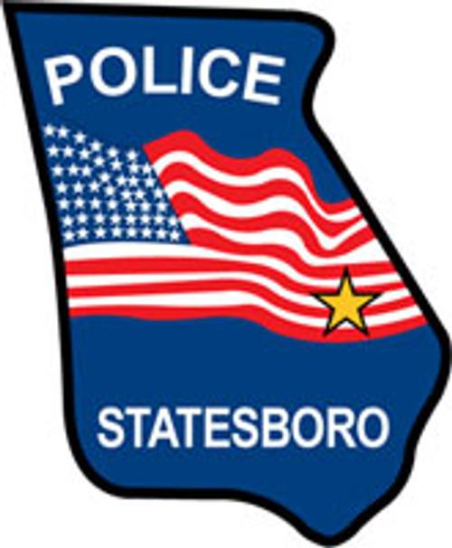 Statesboro Patch Plaque