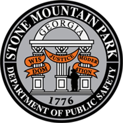 Stone Mountain Park Patch Plaque