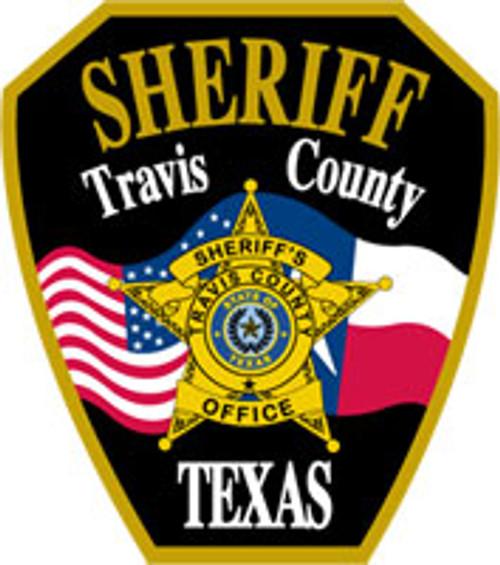 Travis County Patch Plaque - New Design