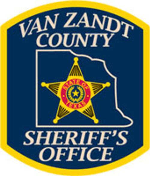 Van Zandt Patch Plaque