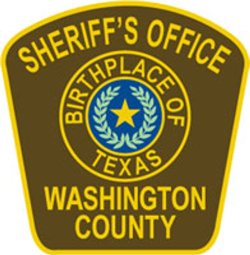 Washington County Sheriff's Office Patch Plaque