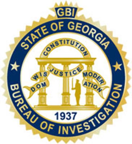 Georgia Bureau of Investigation Seal Plaque