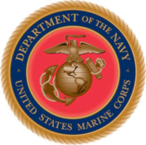 Marines Plaque