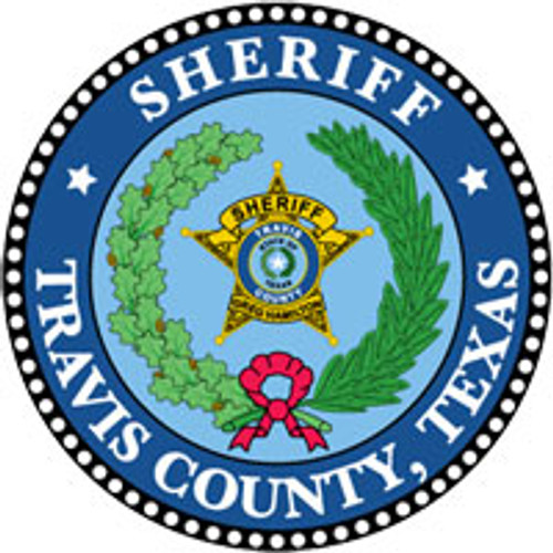 Travis County Sheriff's Office Seal Plaque
