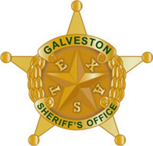 Galveston Star Plaque