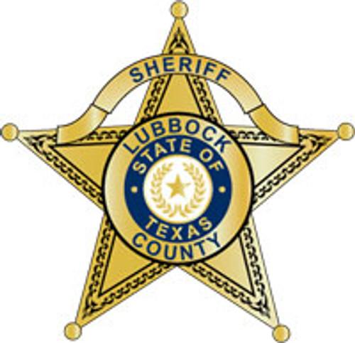 Lubbock County Star Plaque