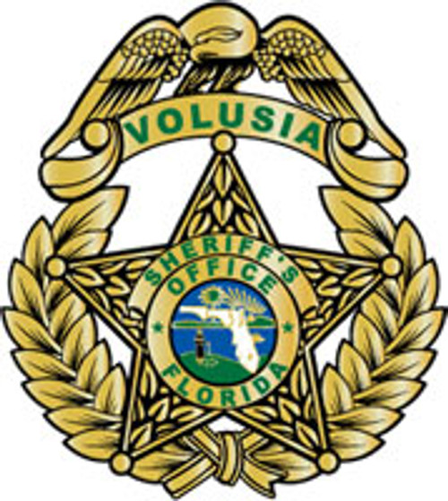 Volusia County Sheriff's Gold Star Plaque