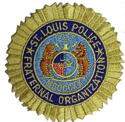 """St. Louis Police Patch 3"""""""