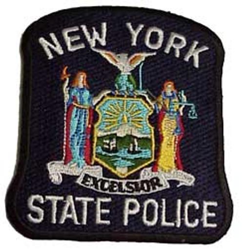"""NY State Police Patch 3"""""""