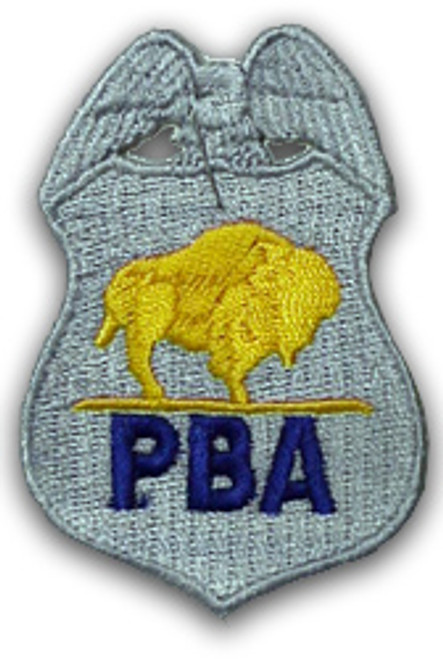 BUFFALO PBA PATCH 3 INCH