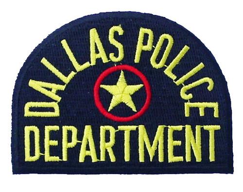 Dallas Police Dept Patch