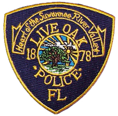Live Oak Police Florida Patch