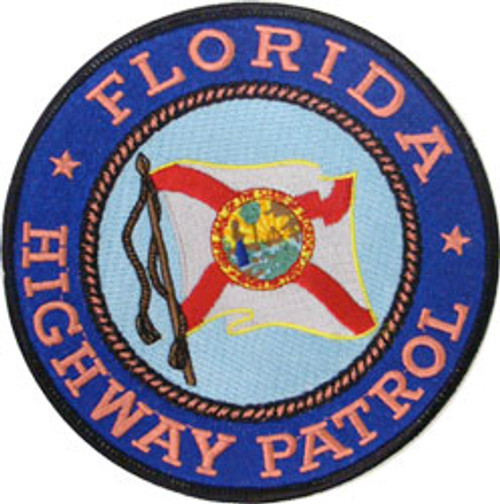 """""""Lady Trooper"""" Pink FHP 5""""  Patch"""