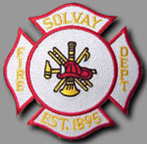 Solvay Fire Department  Patch
