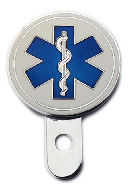 EMS License Plate Medallion