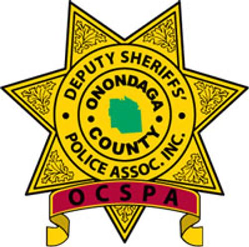 Onondaga County Deputy Sheriffs' Police Association Patch