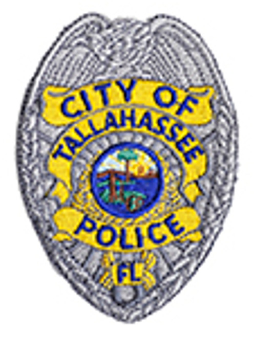 TALLAHASSEE POLICE BADGE PATCH