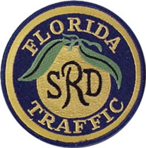 1936 FHP Traffic Patch Design