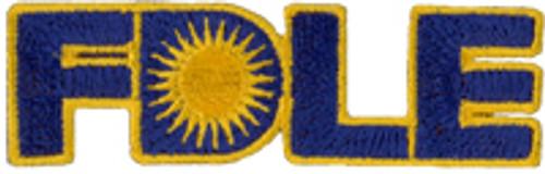 FDLE Logo Patch