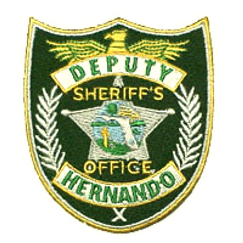 Hernando County Sheriff's Office Patch