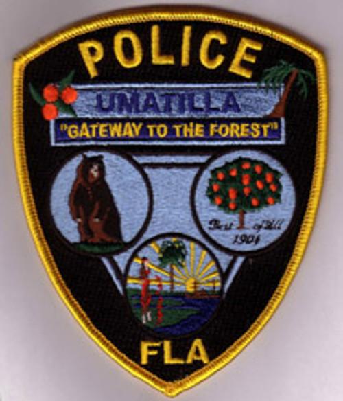 Umatilla Florida Patch NEW! (BEAR)