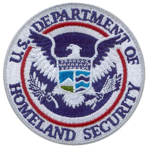 U.S. Homeland Security Patch