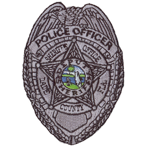 Miami-Dade Police Officer Patch