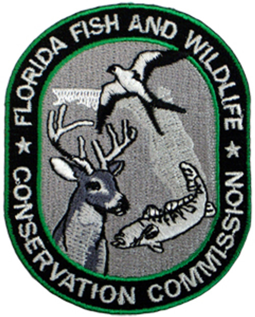 FL Fish & Wildlife Conservation Commission Patch