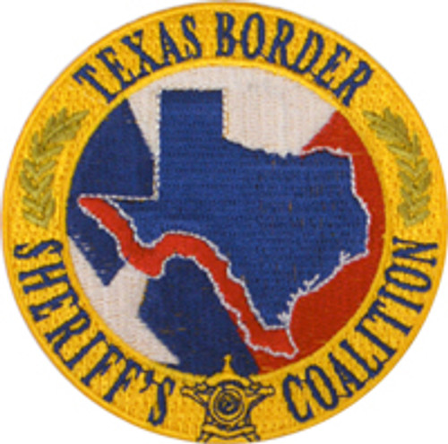 Texas Border Sheriff's Coalition Patch