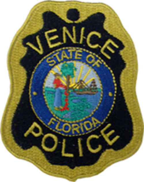 Venice Police Department Patch