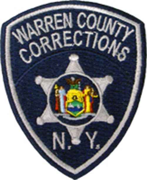 Warren County Corrections Patch