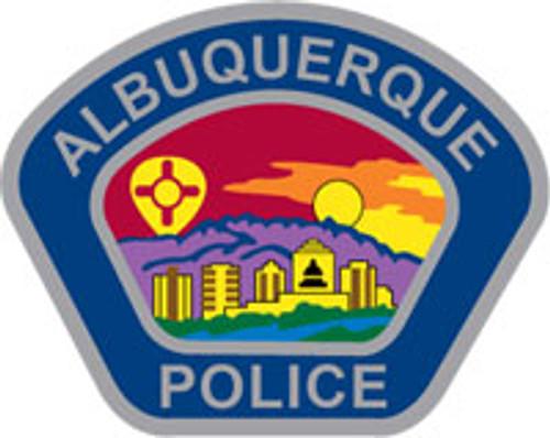 Albuquerque Police Patch BLUE