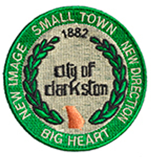 CITY OF CLARKSON PATCH