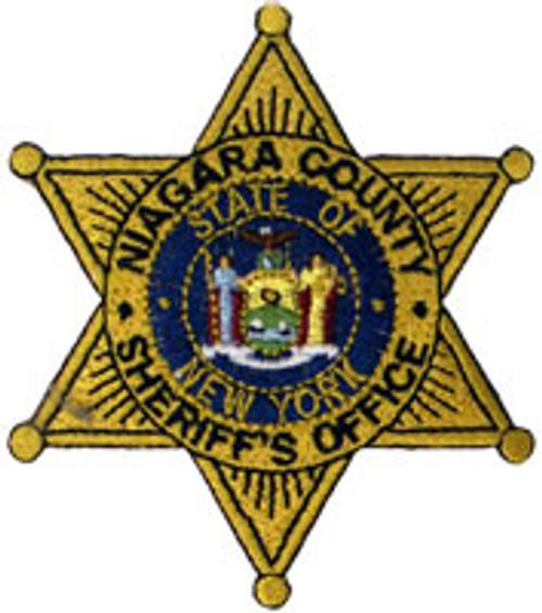 Niagara County Sheriff's Office Badge Patch