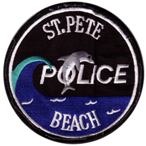 St. Pete Beach Police Patch