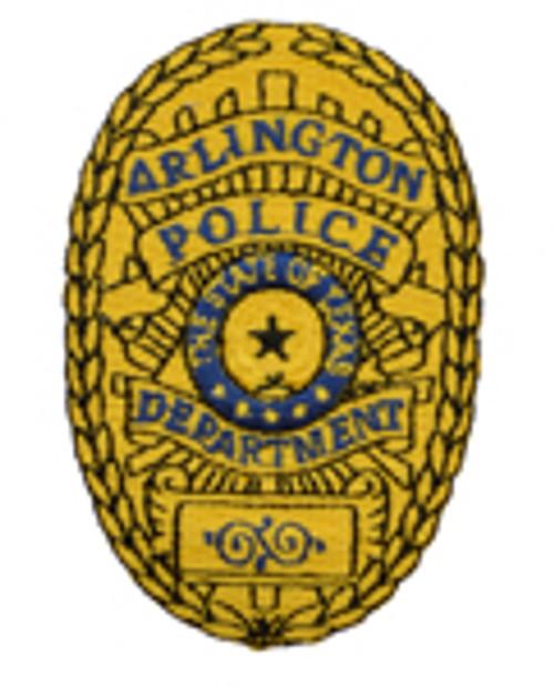 Arlington Police Department Patch