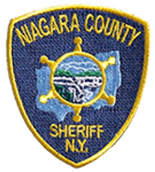 NIAGARA COUNTY SHERIFF PATCH