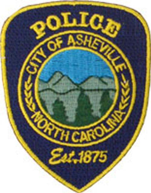 Asheville Police Patch