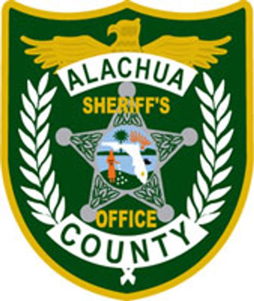 Alachua County FL, Sheriff's Office Patch