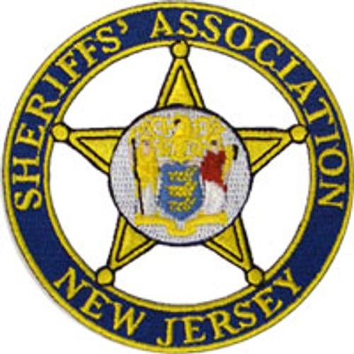 Sheriffs' Association of New Jersey Patch