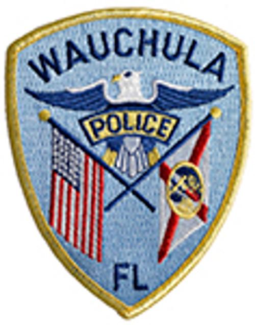 WAUCHULG FL PATCH, SMALL