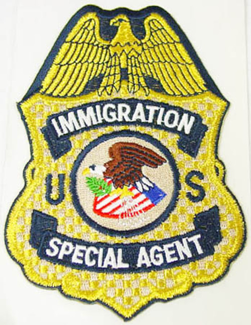 """INS Special Agent 5"""""""