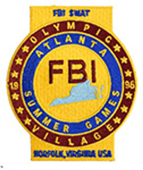 FBI OPYMPIC 1996