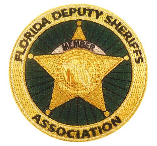FL Deputy Sheriffs Association Patch