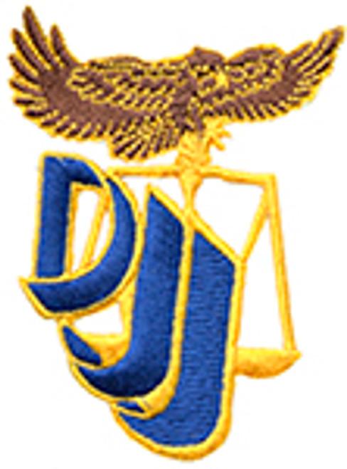 Florida Department of Juvenile Justice Patch