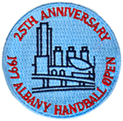 Albany Hand Ball Open Patch