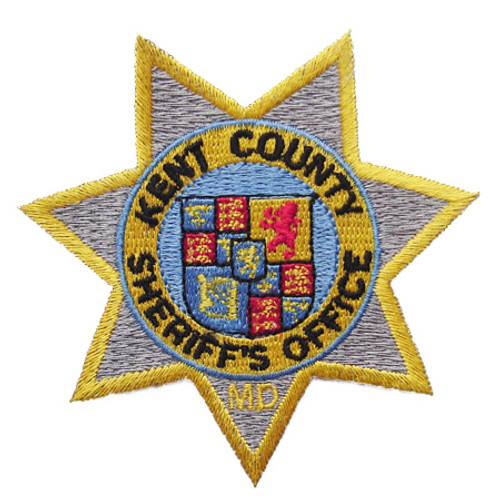 Kent County Sheriff`s Office Patch