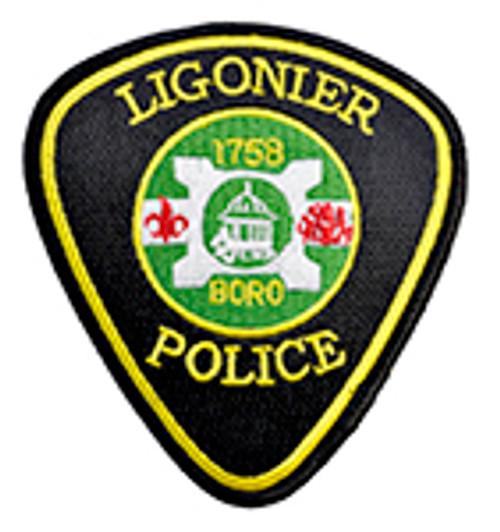 Ligonier Police Patch