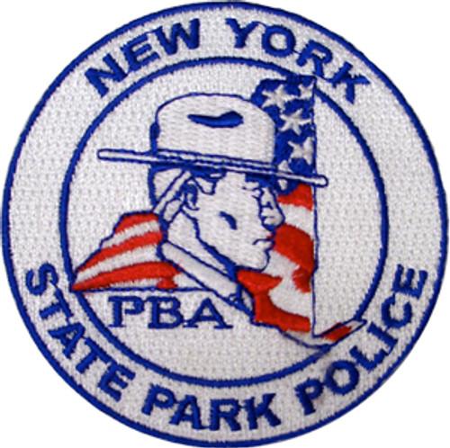 NYS Park Police PBA Patch