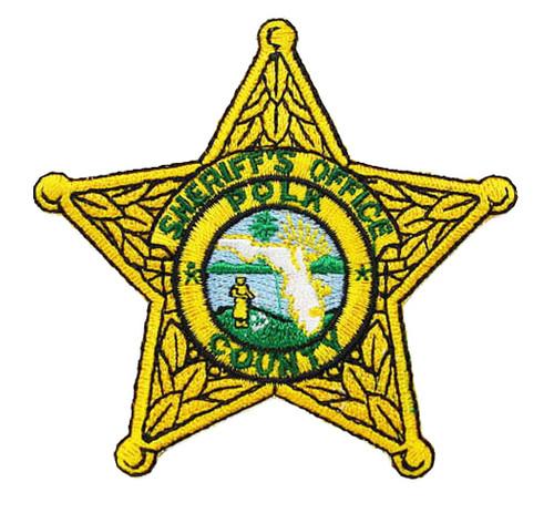 Polk County Sheriff`s Office Patch